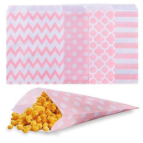 Amazon.com: Bolsas de papel biodegradables para galletas de ...