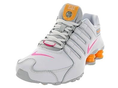 check out 3f6b7 dd39d Nike Shox NZ EU Womens Running Shoes 488312-008 White Size  5.5 UK