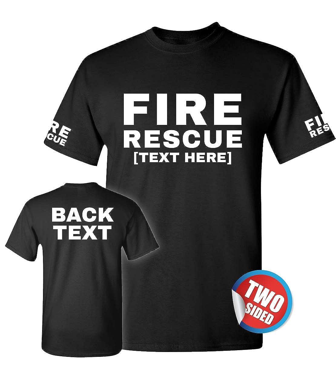Amazon Custom Firefighter T Shirt Wildland Firefighting Gear
