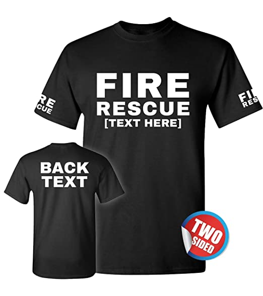 Amazon Com Custom Firefighter T Shirt Wildland Firefighting Gear