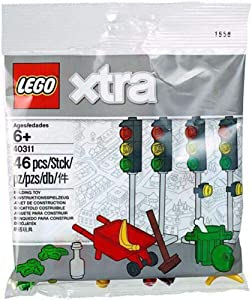 LEGO Traffic Accessories polybag (xtra) 40311