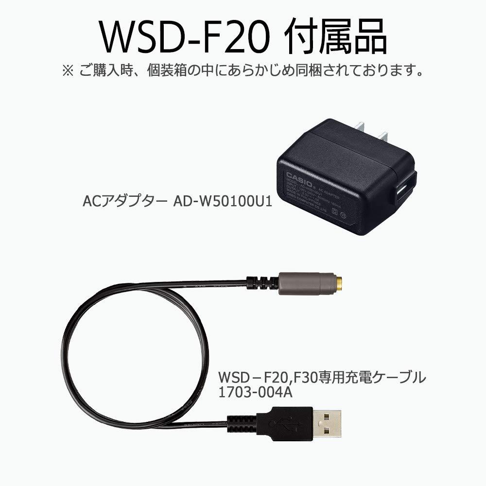 CASIO Smart Autodoauotchi Purotorekku Smart GPS WSD-F20-RG ...