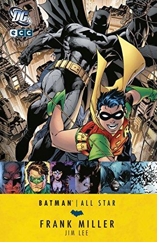 Batman: All-Star (Cuarta edición) por Frank Miller,Jim Lee,Tobar Pastor, Felip