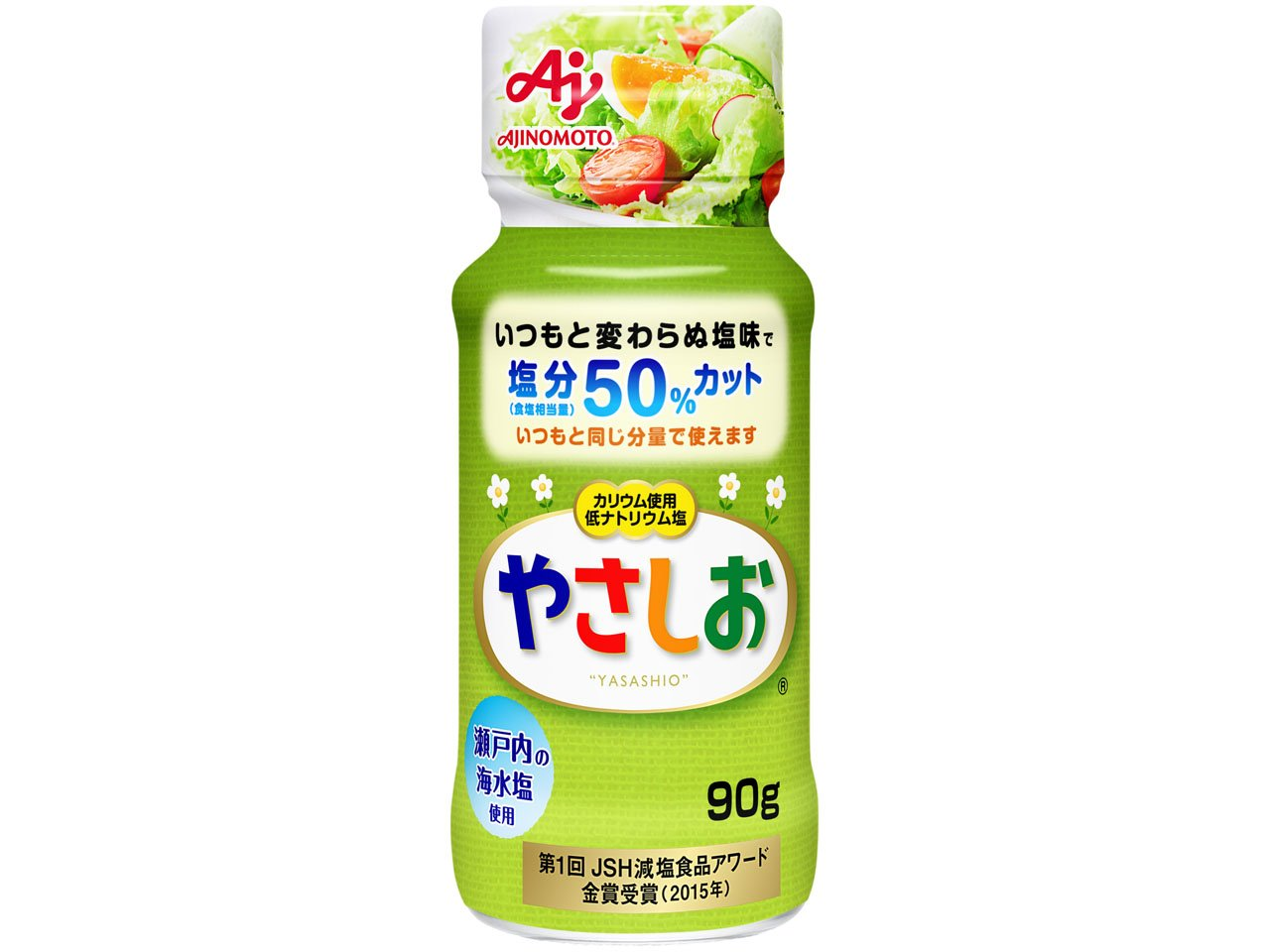 Healthy salt YASASHIO 90gx10bottles