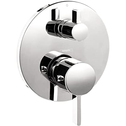 Exceptionnel Hansgrohe 04231000 S Thermostatic Trim With Volume Control And Diverter,  Chrome