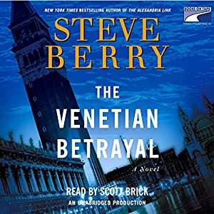 The Venetian Betrayal Hörbuch