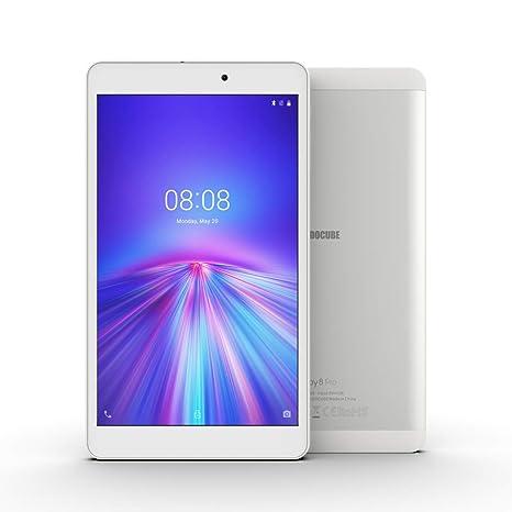 ALLDOCUBE iPlay8 Pro Tablet PC,Android 9.0,MTK MT8321 Quad Core,Pantalla de 8 Pulgadas 1280x800 IPS,ROM de 2GB RAM 32GB,Phablet 3G,Doble SIM,GPS