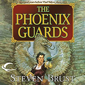 The Phoenix Guards Audiobook