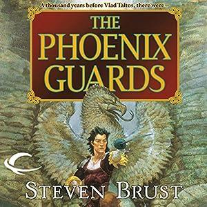 The Phoenix Guards Hörbuch