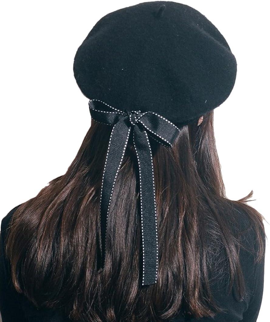 Ealafee Women Black Wool...