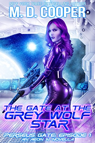 The Gate At The Grey Wolf Star by Michael Cooper ebook deal