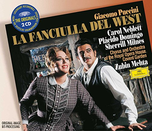 - Fanciulla Del West (Complete)