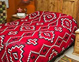 Mission Del Rey's Western Bedding Collection - Navajo Classic Twin 68''x96''