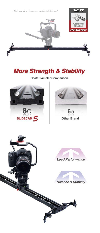 VARAVON Slidecam S1200 / S 1200 For DSLR Movie