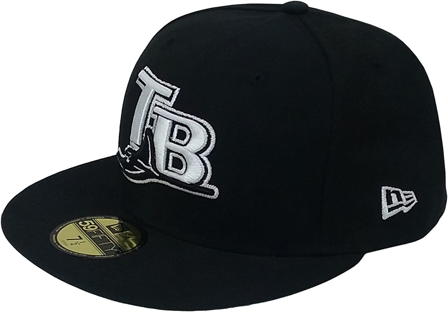 Tampa Bay Rays Authentic Collection MLB Diamond Era 59FIFTY Fitted Cap