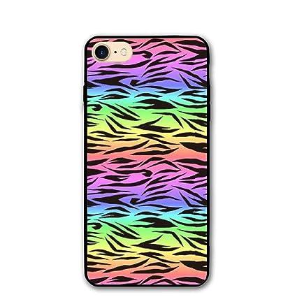 coque multicolore iphone 8