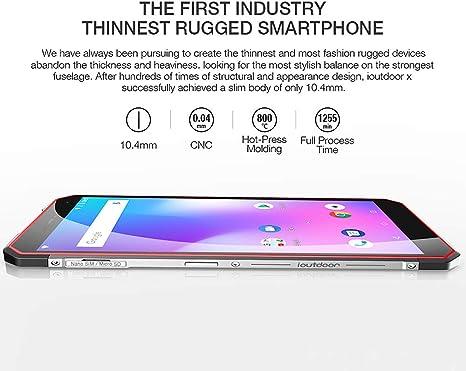 ioutdoor Global Bands X IP68 Waterproof Rugged Mobile Phone 6GB ...