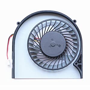 USKKS New CPU Cooling Fan for Dell Inspiron 2421 3437 3541 3549 3542 3543 3878 5421 5435 5437 M431R 5748 5749 P26E Latitude 3440 14R 5437, 3-Pin, P/N: 0TPHPP