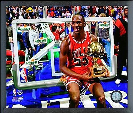size 40 29fec 8c465 Amazon.com: Michael Jordan Chicago Bulls NBA Finals Trophy ...