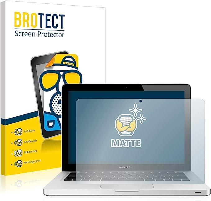 Brotect Entspiegelungs Schutzfolie Kompatibel Mit Apple Elektronik