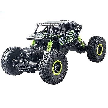 KAWO 1: 18 Escala RC Coche Bigfoot 2,4 G Four-Wheel Drive