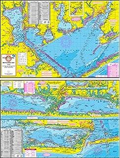 Amazoncom Topographical Fishing Map Of Sabine Lake And Calcasieu - Fishing hotspot maps