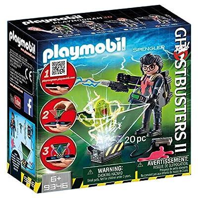 PLAYMOBIL Ghostbuster Egon Spengler Building Set: Playmobil: Toys & Games