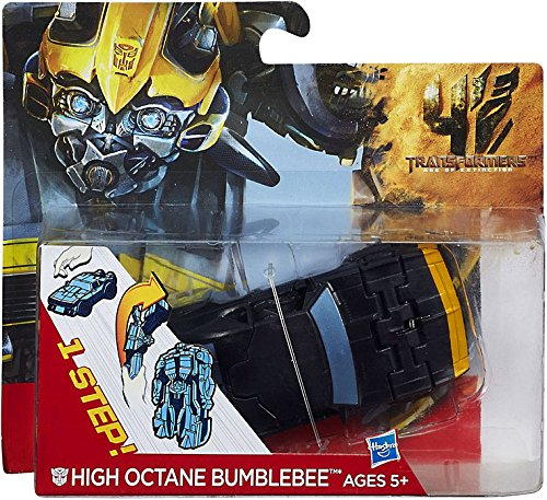 Transformers Age of Extinction High Octane Bumblebee One-Step Changer (Transformers Age Of Extinction Bumblebee Toy)
