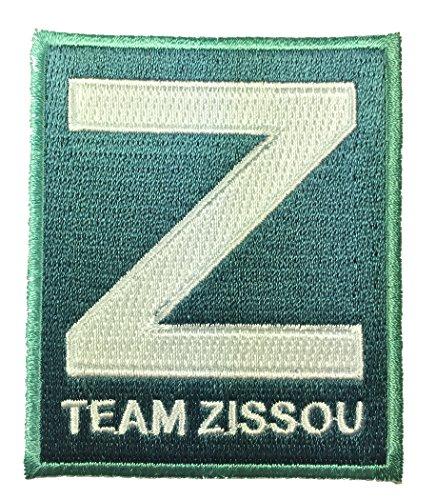 Patch Squad Men's Back Life Aquatic Team Zissou