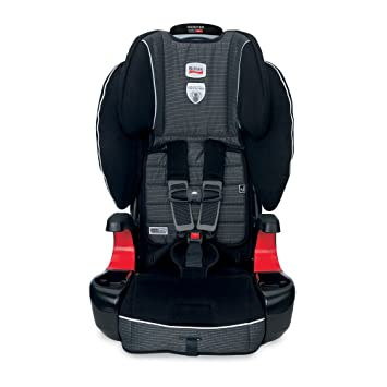 britex frontier car seat	  Amazon.com : Britax Frontier 90 Booster Car Seat, Onyx (Prior Model ...