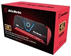 AVerMedia Announces Live Gamer Portable 2 Plus with 4K Capabilities