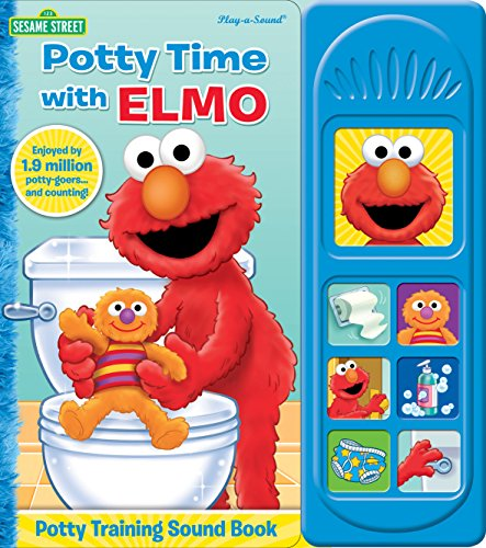 Potty Time with Elmo (Liittle Sound - Brands International Favorite