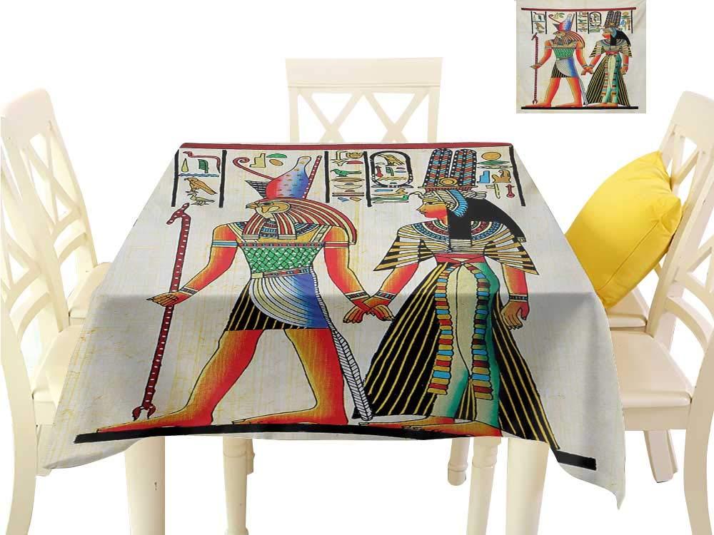 familytaste, Mantel Egipcio Impreso, diseño de escarabajos ...