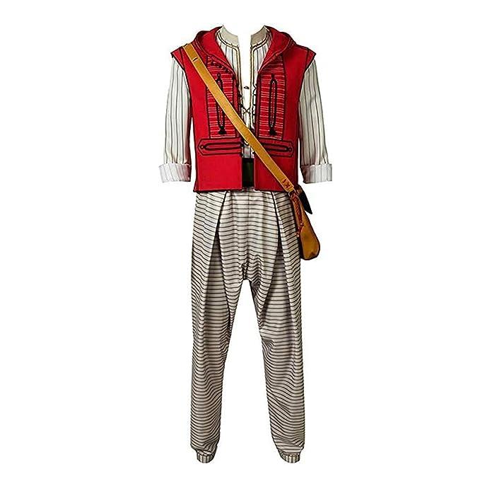 Amazon.com: Starfun – Disfraz de Prince Aladdin para hombre ...