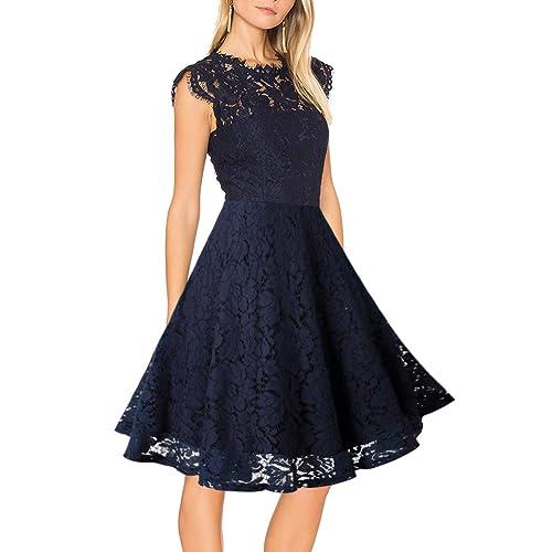 Navy Blue Formal Dresses: Amazon.com