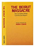 The Beirut Massacre, Yitzhak Kahan and Aharon Barak, 0943828554