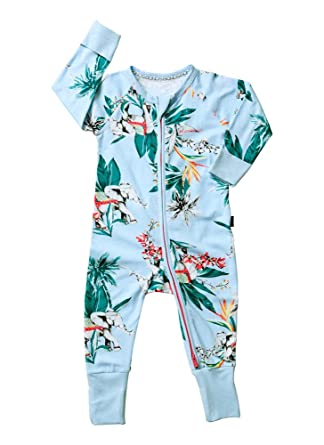 869b24db3 Amazon.com  Bonds wondersuit 2 Way Zippy Sleep and Play  Clothing
