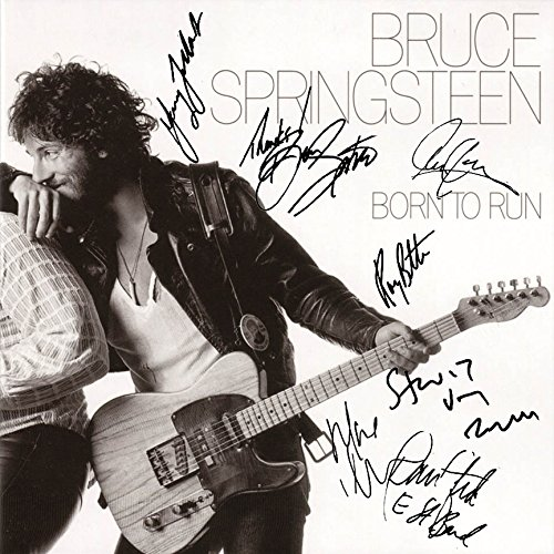 The 10 best springsteen signed 2019