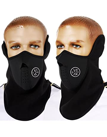 8a31780dce1 AKORD Windproof Face Mask Cover Caps Winter Warm Face Cover Neck Warmer Ski  Hat Winter Outdoor