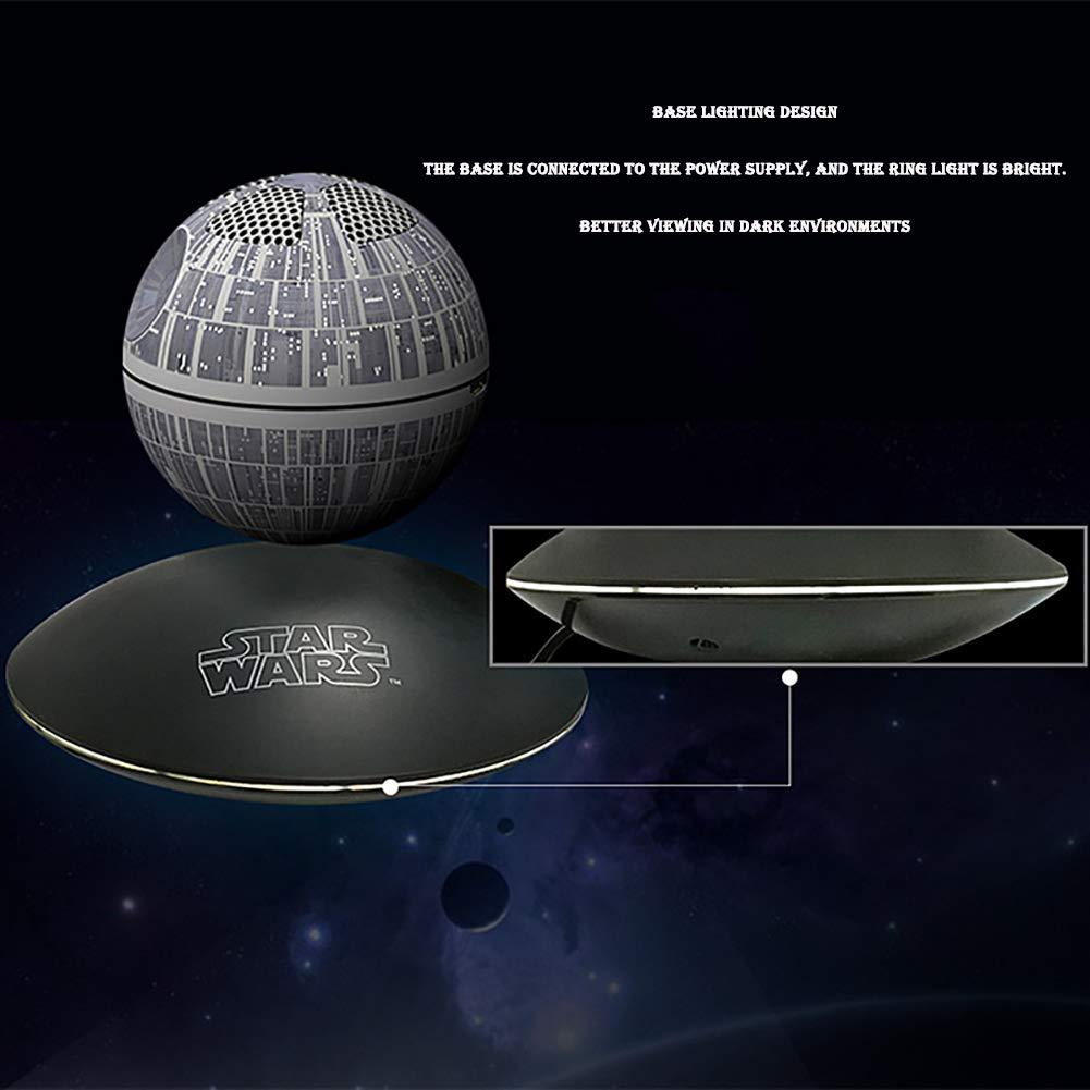 Wars Bluetooth Speaker Death Star II BESHUK Audio Bluetooth Maglev Sound Star Wars Death Star
