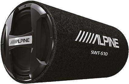 """Amazon.com: Alpine SWT-S10 1200W Max (250W RMS) Single 10"""" Sealed"""