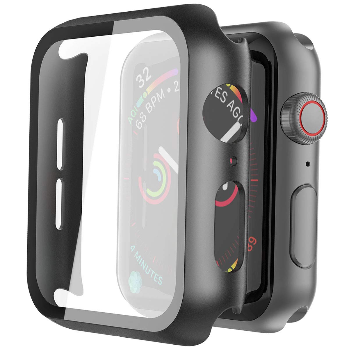 Funda Resistente Para Apple Watch Series 5 Series 4 44mm