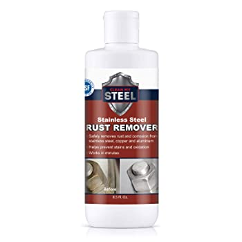 CLEAN MY STEEL 8.5 oz Stainless Steel Cleaner