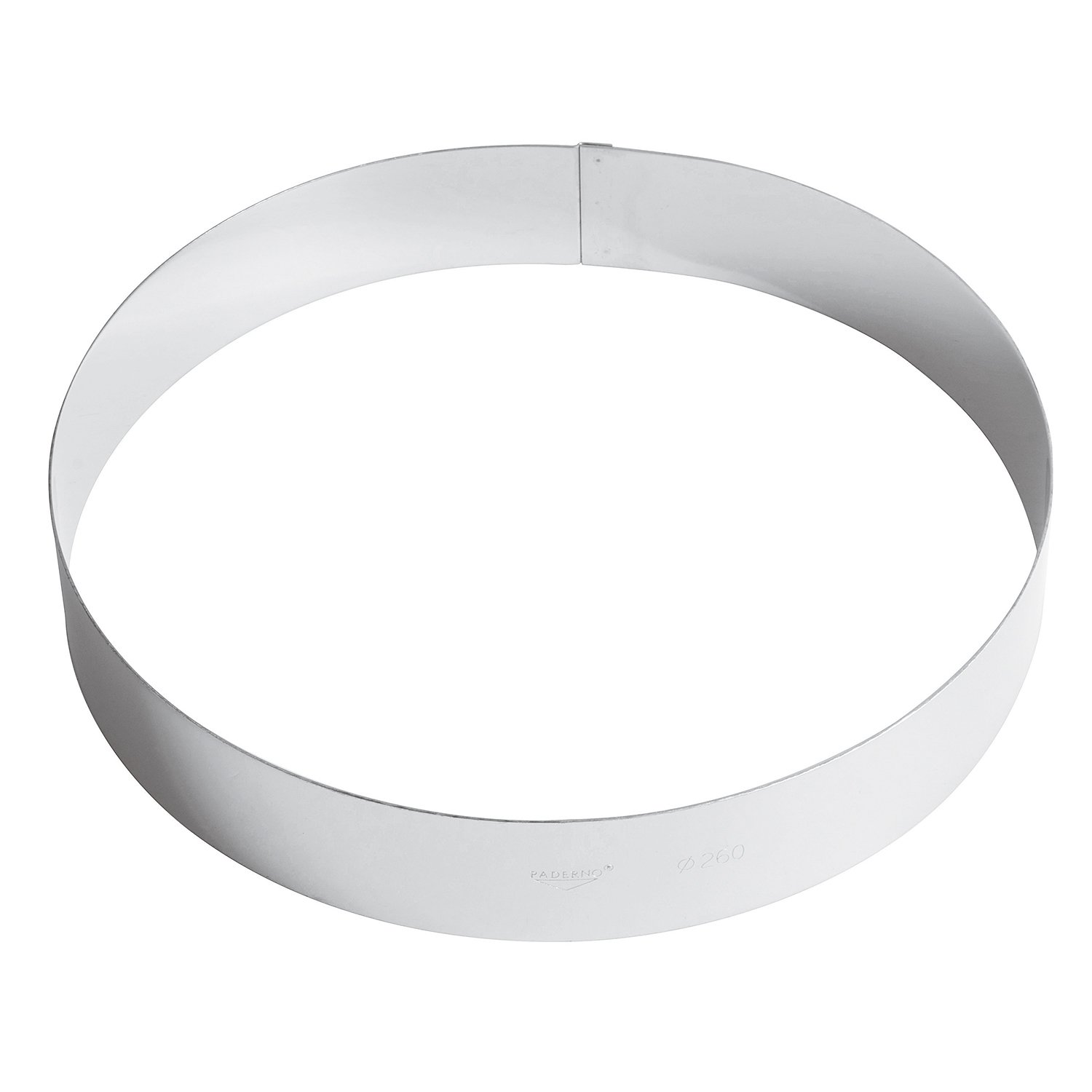 PADERNO - Mousse Ring S/Steel
