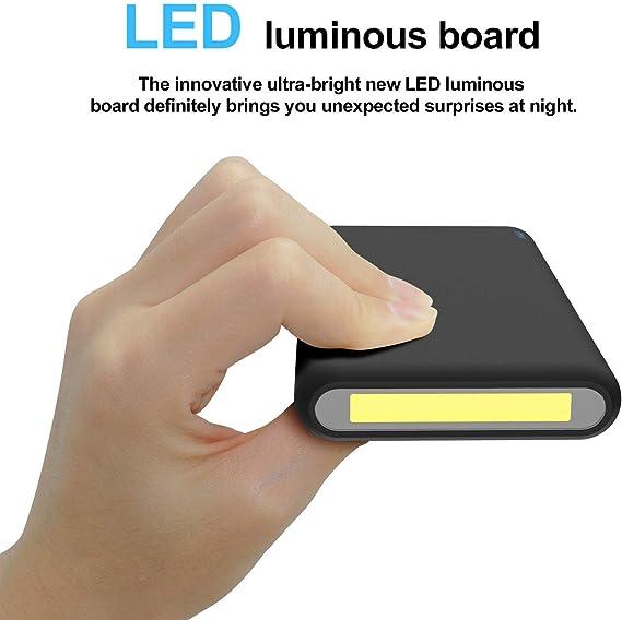 Lekpheet 4usb Powerbank 30000mah Led Taschenlampe Elektronik