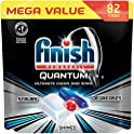Finish Quantum 82 Count Dishwasher Detergent Tabs