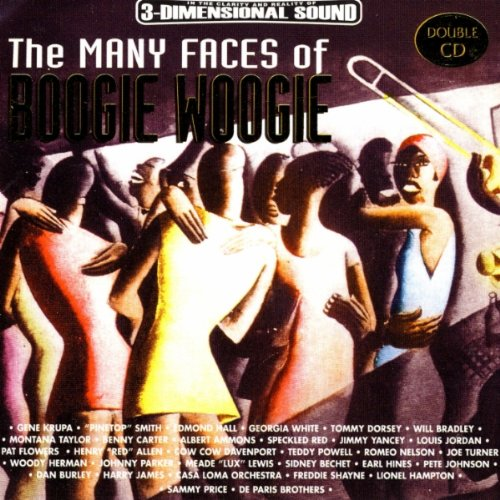 Many Faces of Boogie Woogie by Avid Records UK
