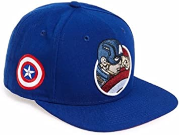 A NEW ERA Marvel Captain America 3 Cap America Retroflect 950 ...