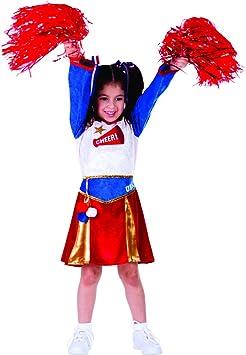 Dress Up America Disfraz de Animadora Estadounidense para niños ...