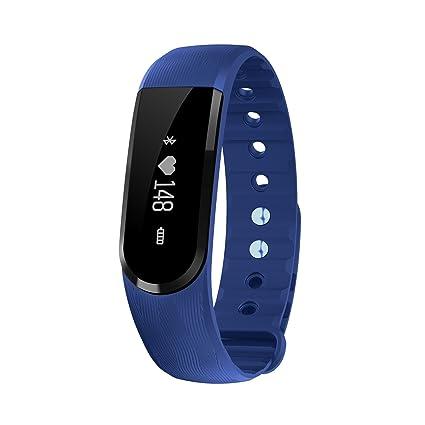Miavogo ID101 Pulsera Inteligente Pulsera Actividad IP67 Cámara Alejada Sport Cuenta Pasos, Podómetro, Calorías, Distancia, Ritmo Cardiaco, Call/SMS, ...